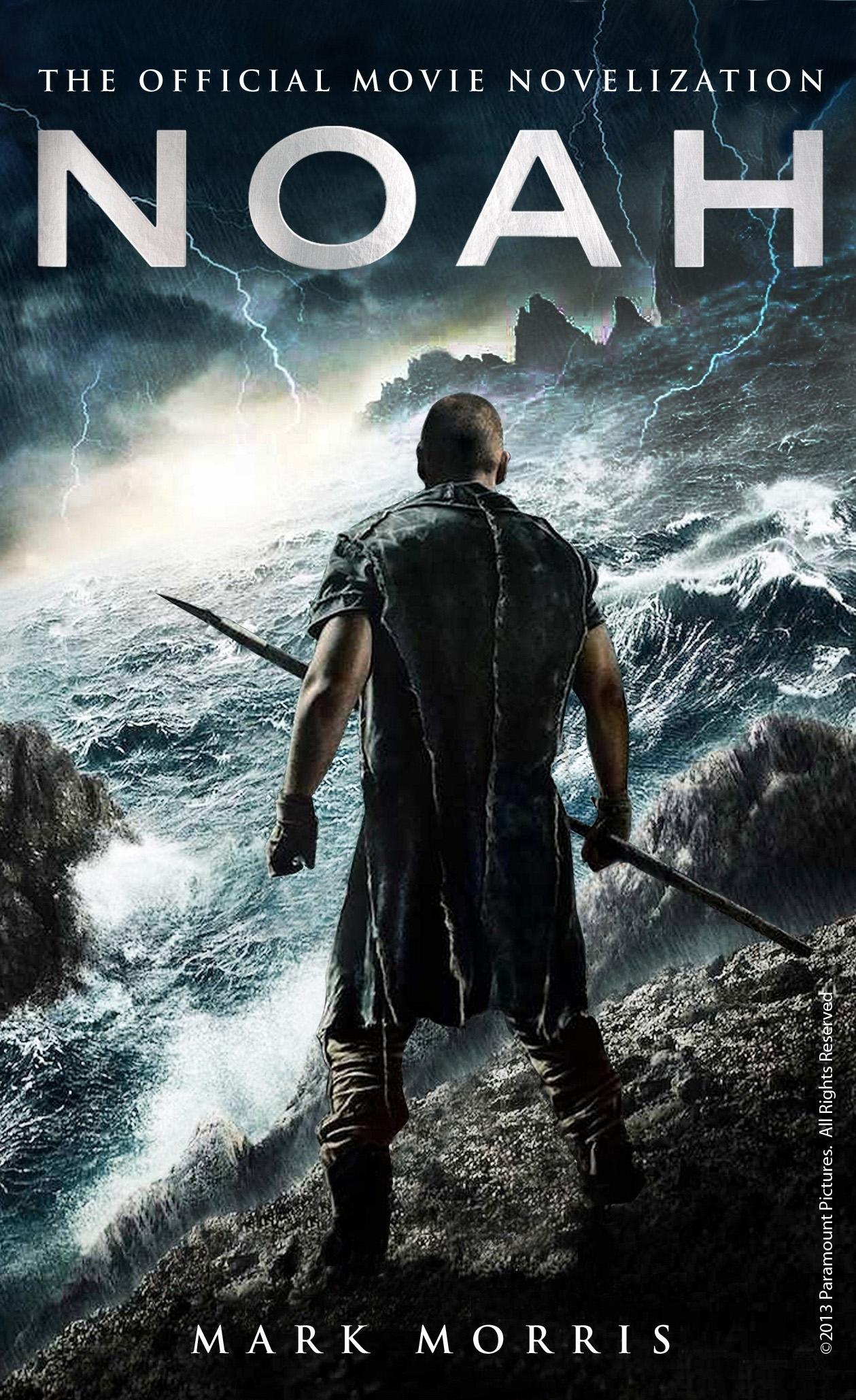 Noah: The Official Movie Novelization @ Titan Books