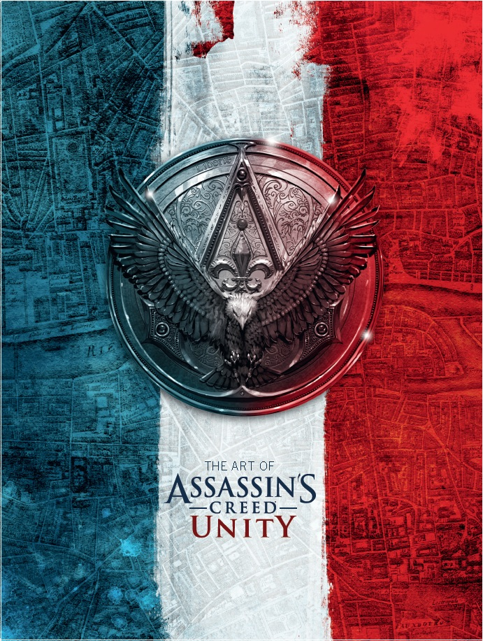 The Art Of Assassin S Creed Unity Limited Edition Titan Books