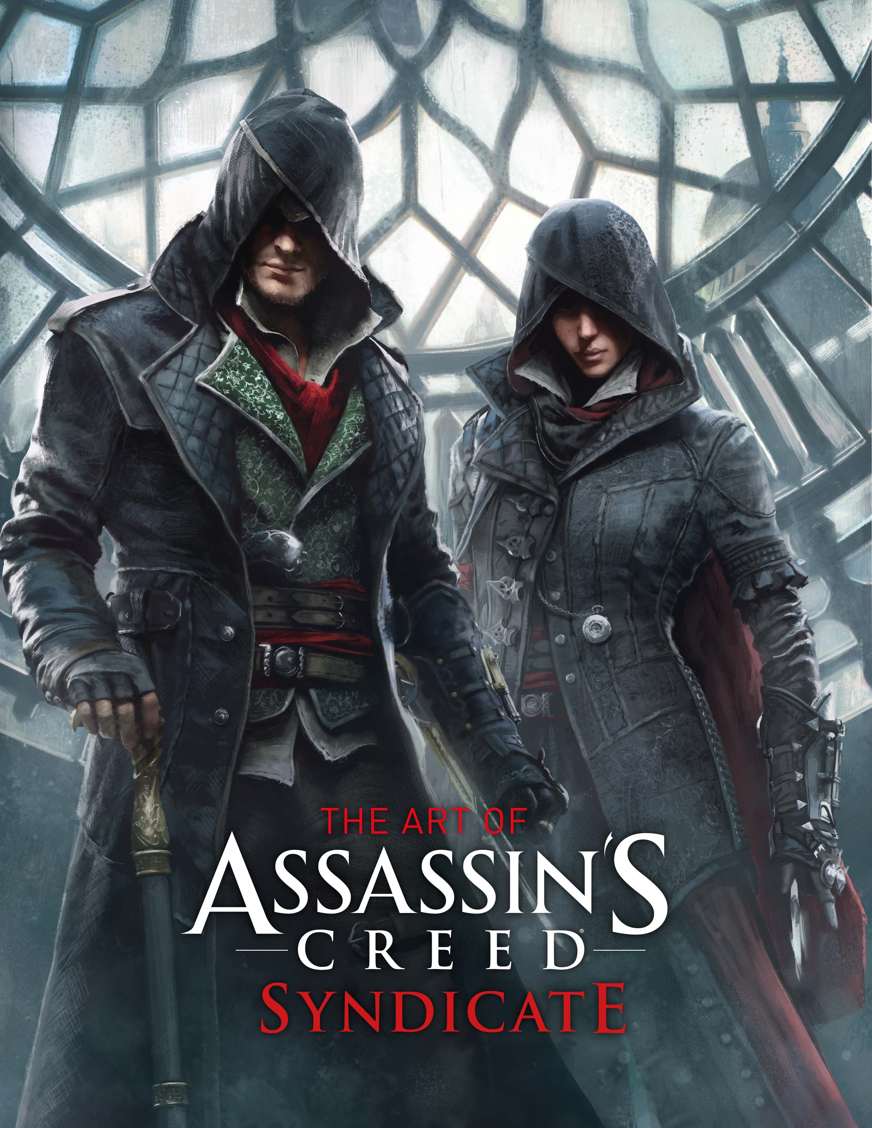 The Art Of Assassin S Creed Syndicate Titan Books
