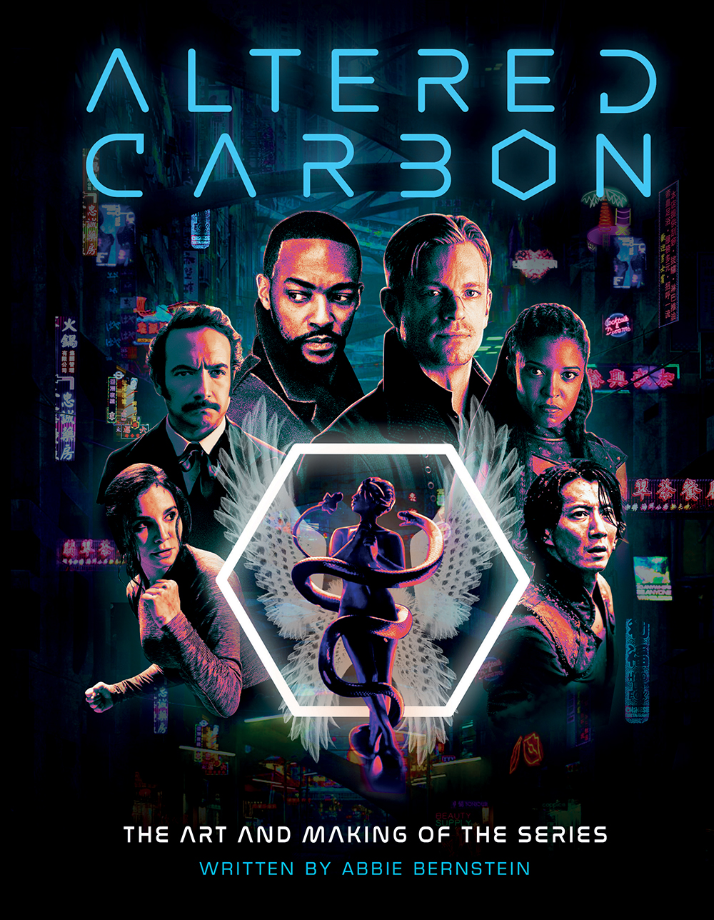 Altered Carbon: The Art and Making of the Series @ Titan Books