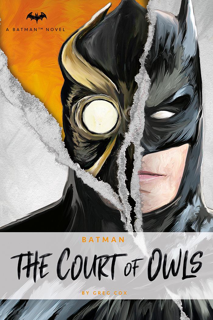 Dc Comics Novels Batman The Court Of Owls Titan Books