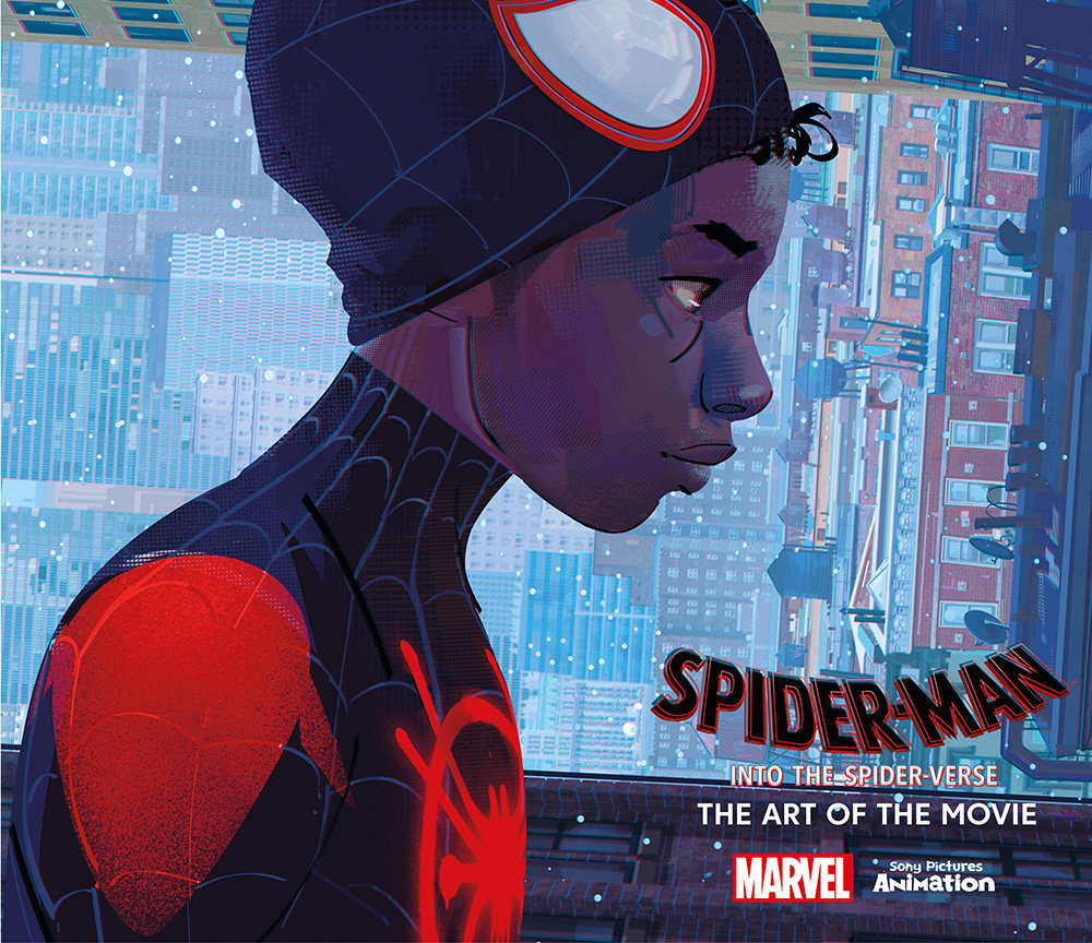 Spider man into the spider verse the art of the movie - New spiderman movie wallpaper ...