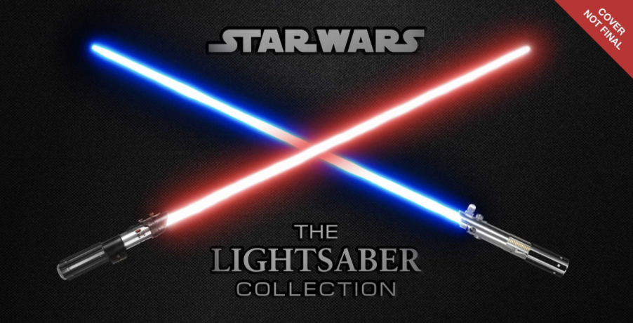 Star Wars: The Lightsaber Collection @ Titan Books