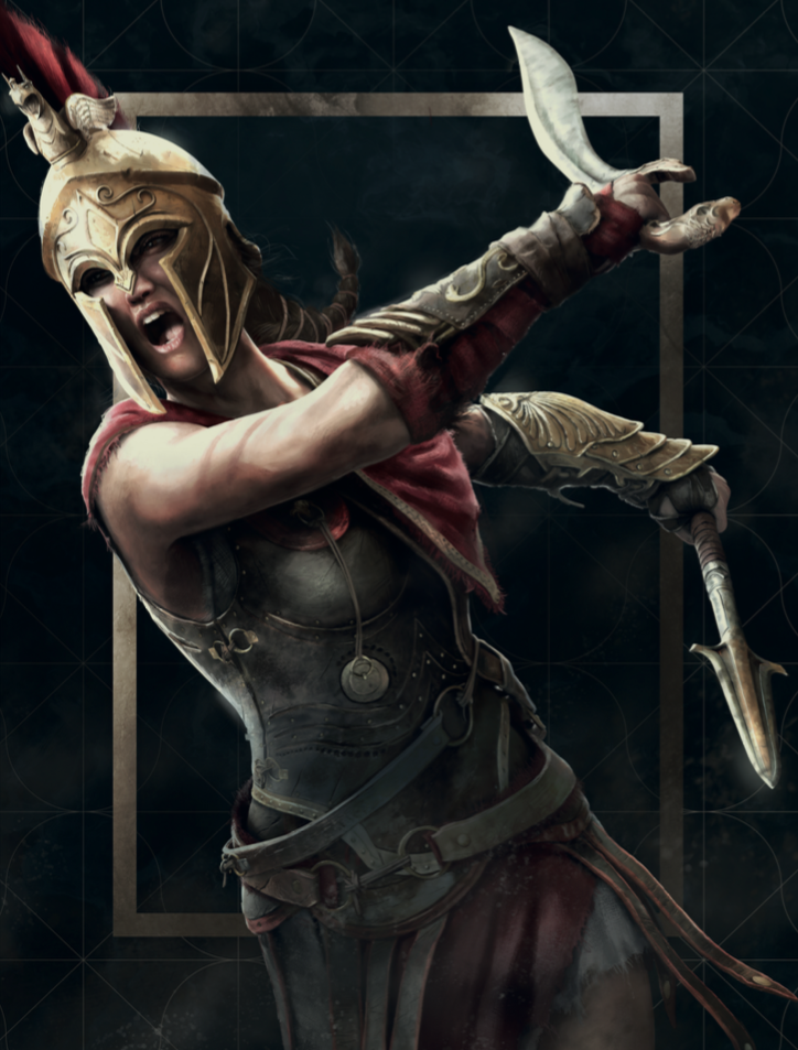 The Art Of Assassin S Creed Odyssey Limited Edition Titan Books